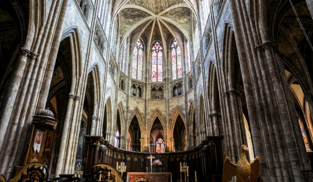 La Cathédrale Saint-André accueille les concerts Candlelight !