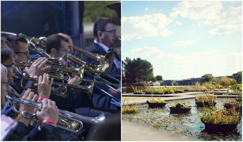 L'Orchestre d'Harmonie de Bordeaux en concert gratuit au Jardin Botanique le 19 septembre !