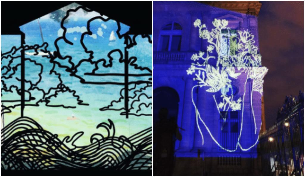 Un son et lumière prévu sur l'Hôtel de Ville de Bordeaux cette semaine !