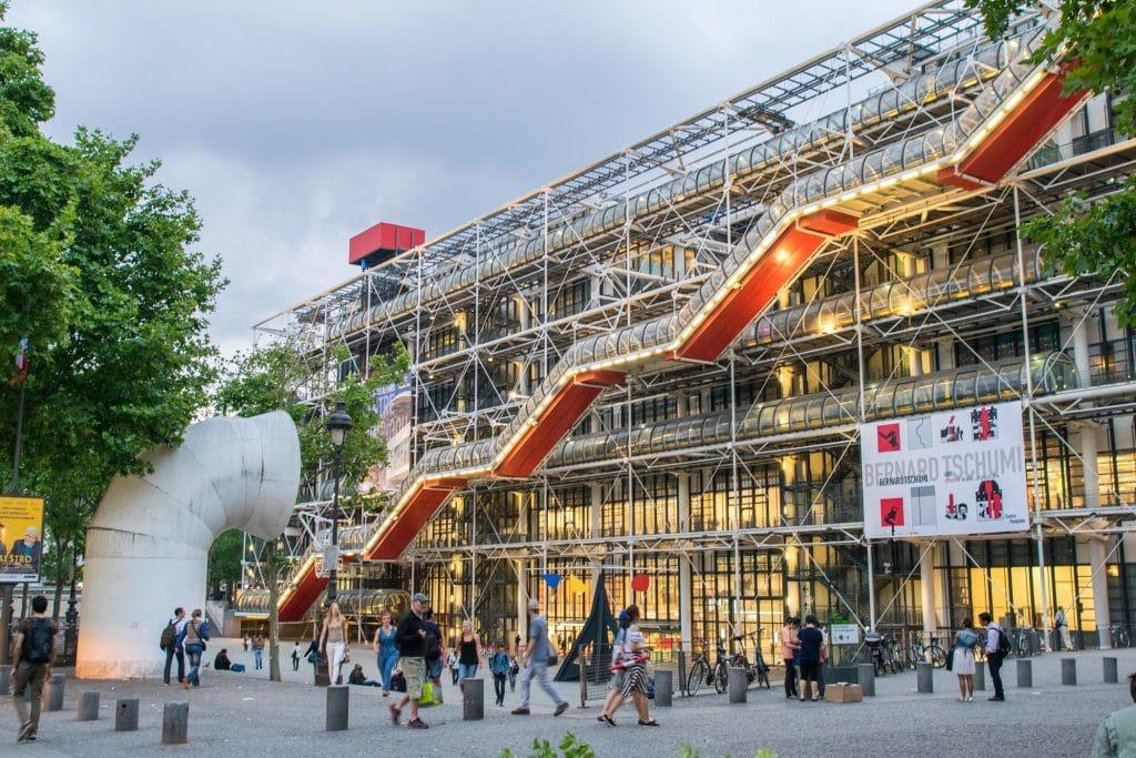 Le Centre Pompidou met en ligne des cours d'art contemporain gratuits !