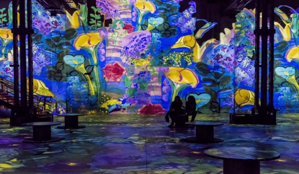 Monet, Renoir… Chagall : la prochaine exposition immersive aux Bassins de Lumières !