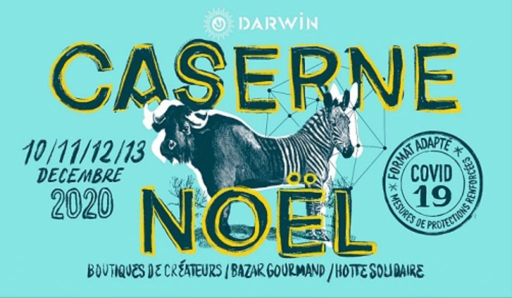Bon plan : Darwin fait son marché de Noël !