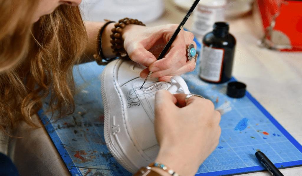 Penstyle Shoes, la marque bordelaise de customisation de chaussures !