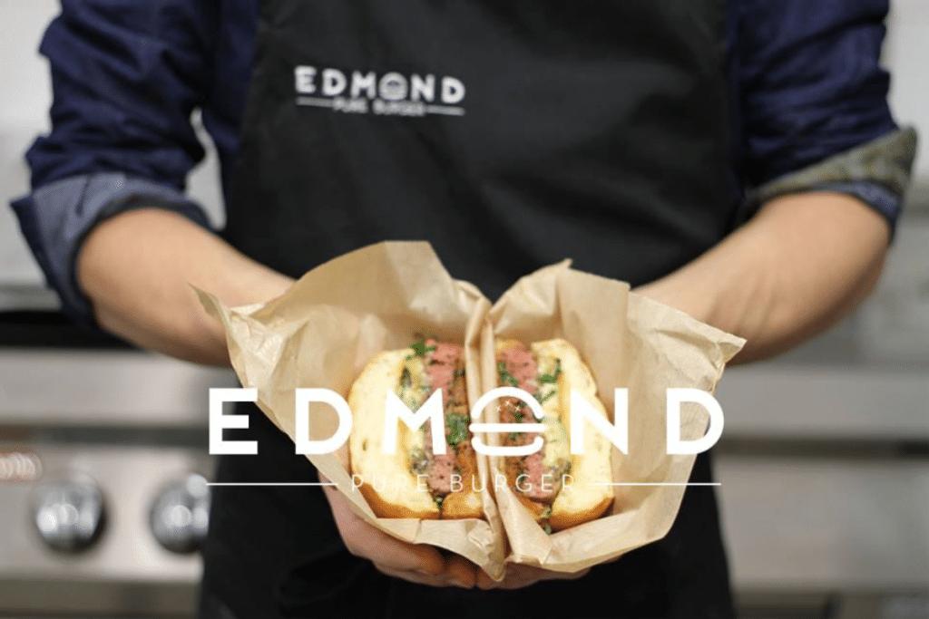 Recette : le burger d'Edmond Pure Burger !