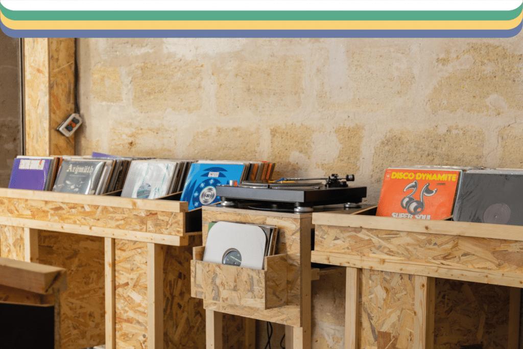 Gimme Sound : le nouveau disquaire dédié aux musiques électroniques à Bordeaux !