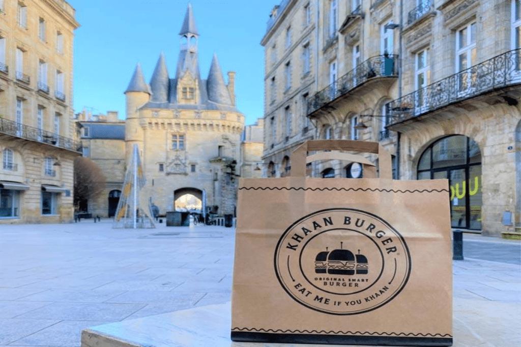 Khaan Burger débarque en plein coeur de Bordeaux !