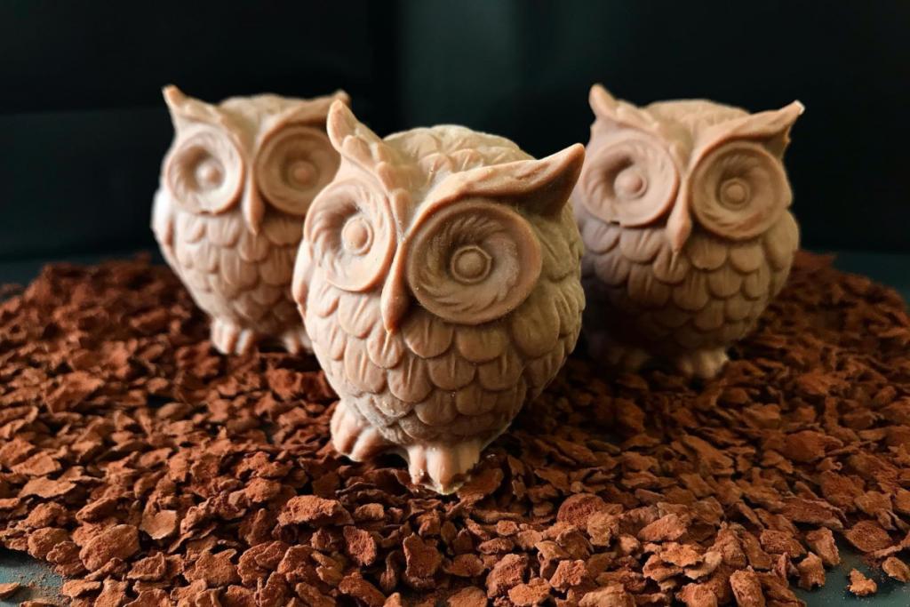Pâques : les plus belles créations des chocolatiers bordelais !