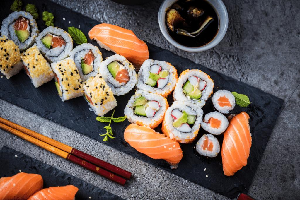 C'est à Bordeaux que les sushis sont le moins cher en France !