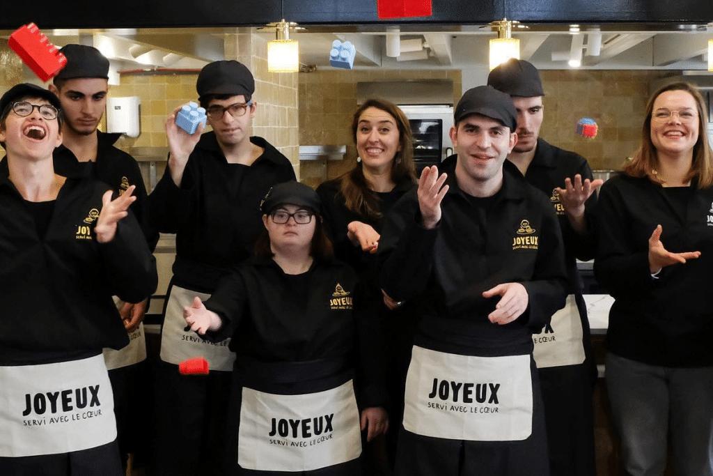 Le Café Joyeux : ce café hors-normes qui réchauffe le coeur !