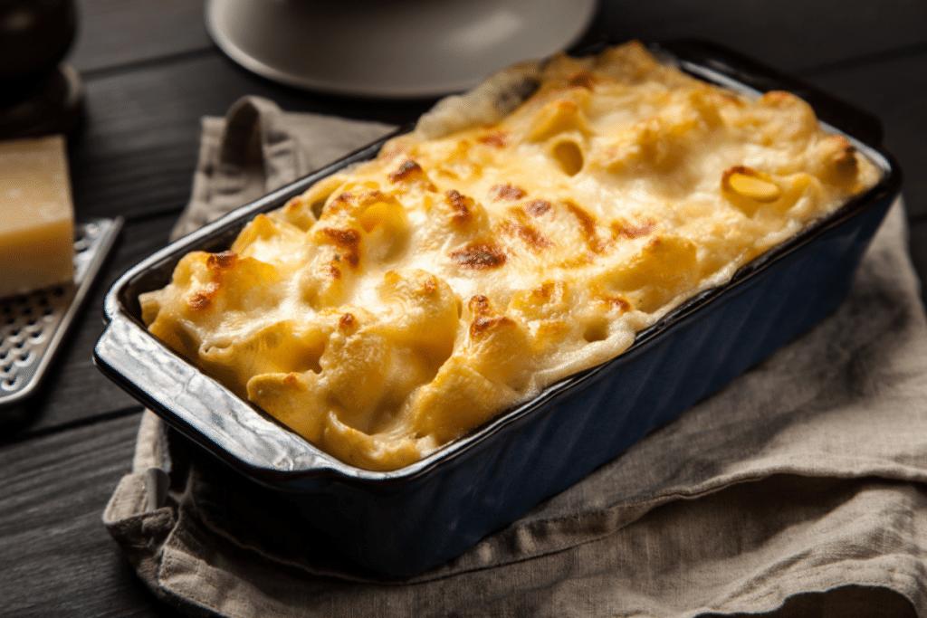 Recette : l'inratable mac & cheese au cheddar !