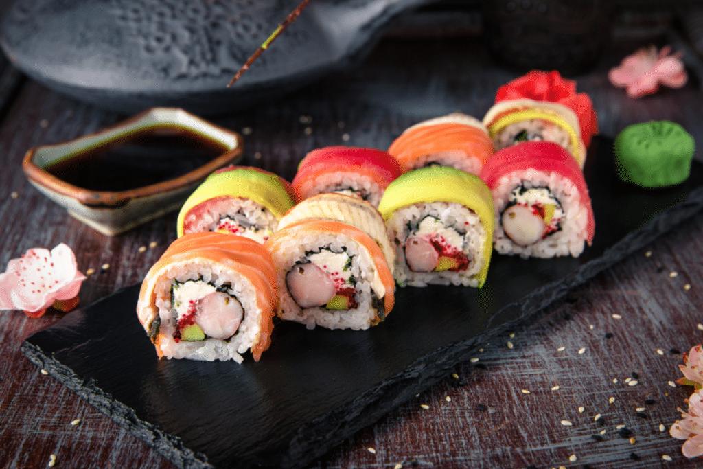 Top 5 des meilleurs sushis à se faire livrer à Bordeaux !