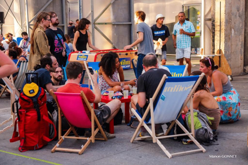 Les Tropicales fête le cinéma en plein air à Bordeaux !