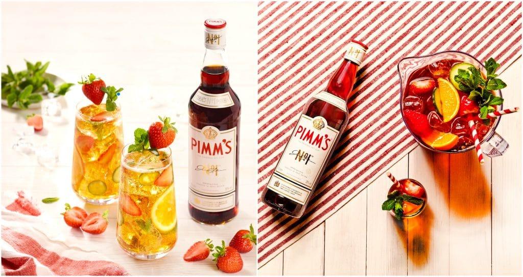PIMM'S ORIGINAL : LE cocktail British à siroter en terrasse cet été !