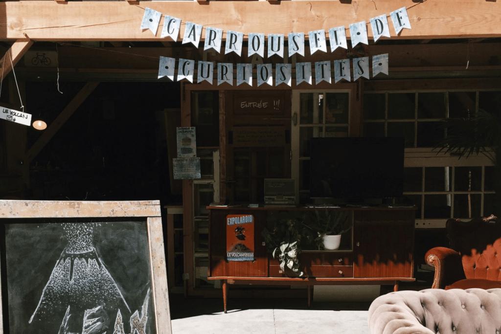 Ce week-end, participez à un marché de créateurs au Garage Moderne !