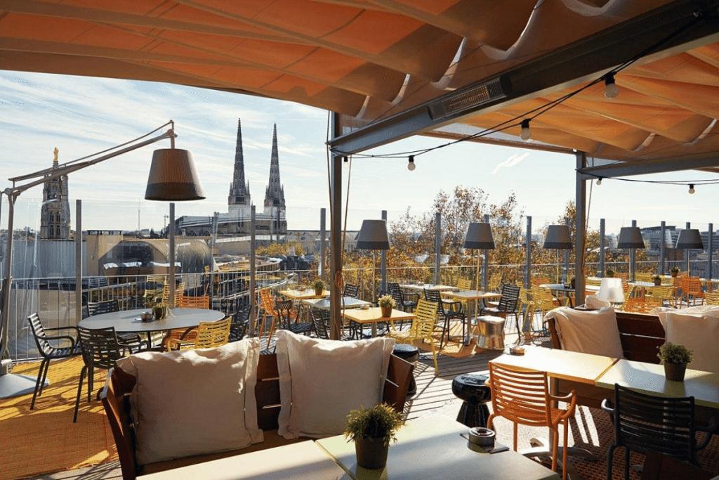 Un rooftop bordelais parmi les meilleurs rooftops du monde !