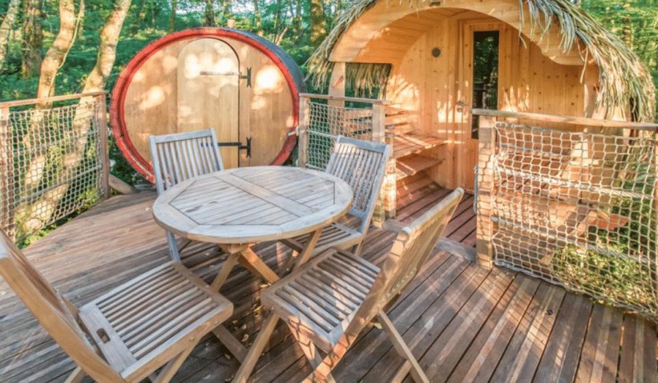 Insolite : passez une nuit dans un fût en Gironde !