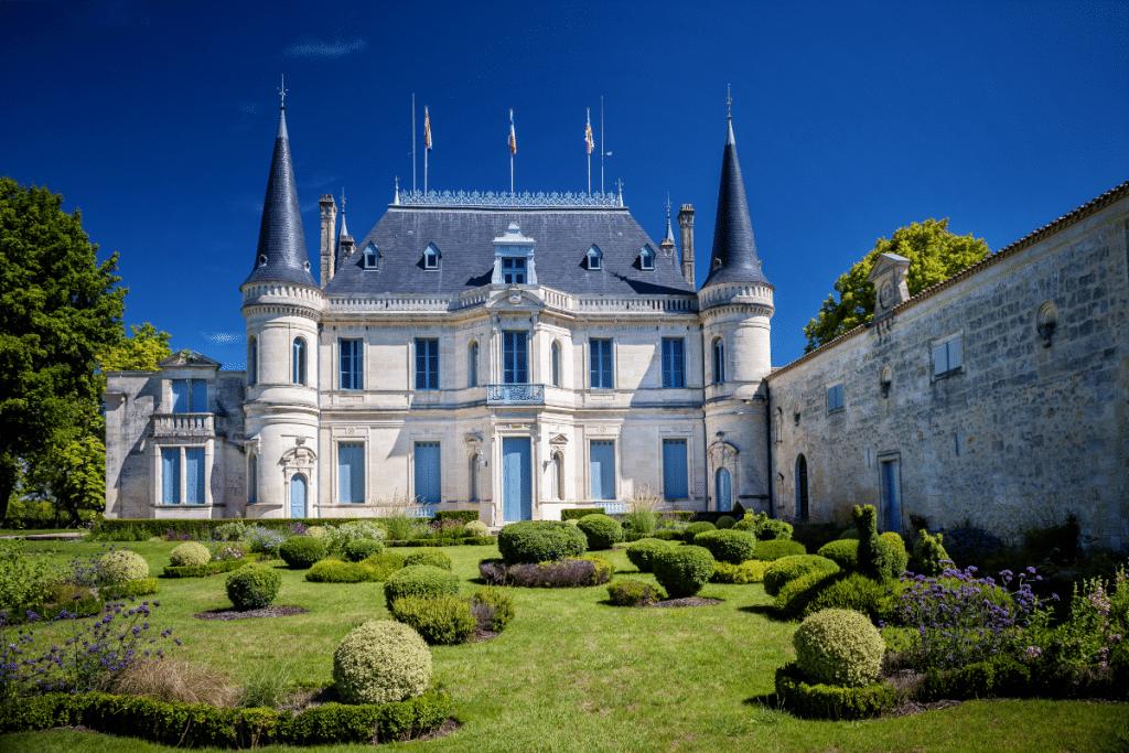 Top 10 des plus beaux châteaux viticoles du Bordelais !