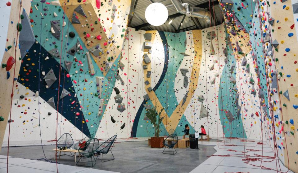Participez à la soirée d'inauguration de la nouvelle salle d'escalade Climb Up à Villenave d'Ornon !