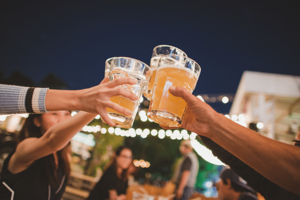 La Fête de la Bière débarque à St-Michel en octobre !