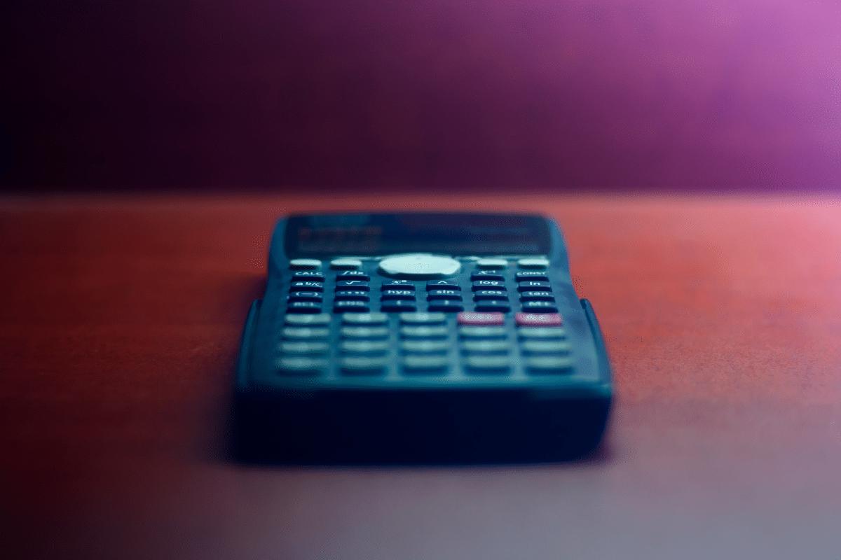 Calculette Casio