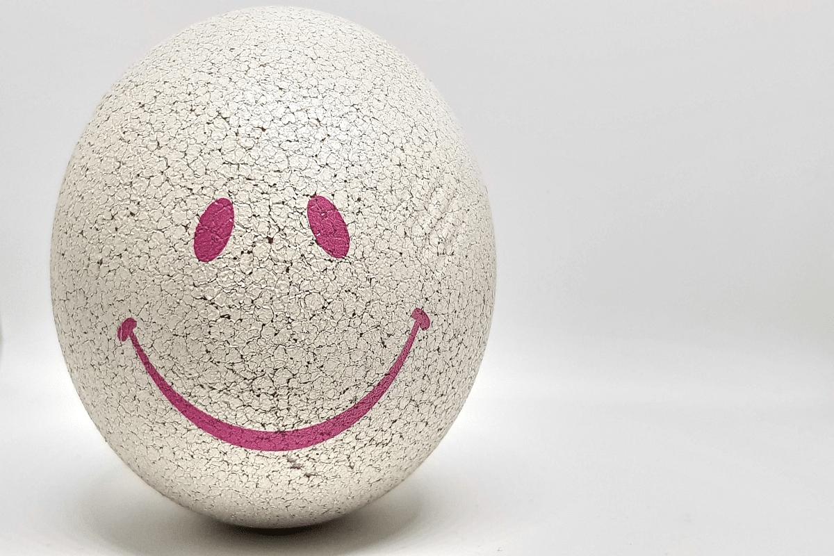 smiling ball