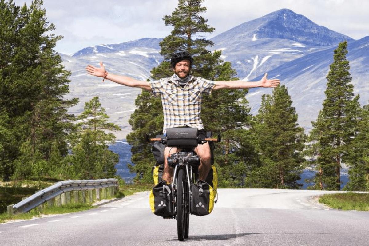 Eurovelo3 - scandiberique piste cyclable