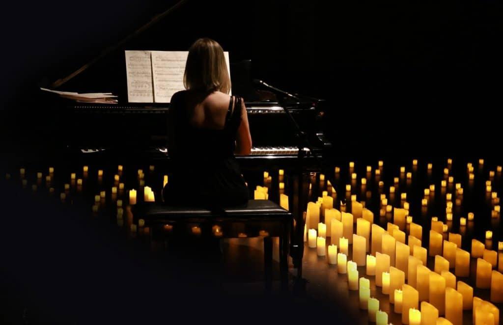 Candlelight : toute la douceur de Ludovico Einaudi dans un concert intimiste !