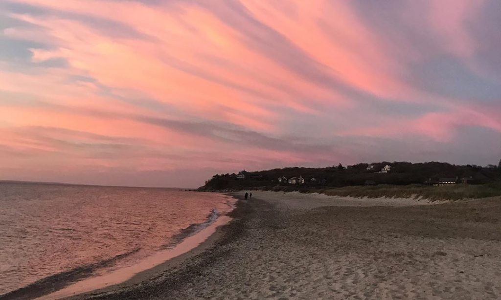 Menesma Beach Massachusetts