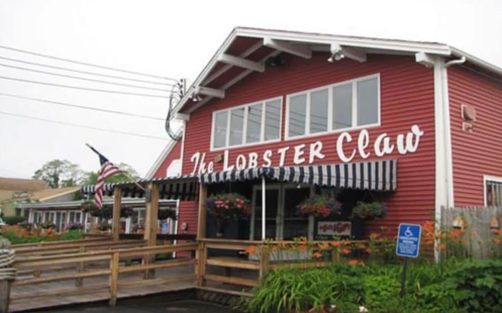 The Lobster Claw Cape Cod
