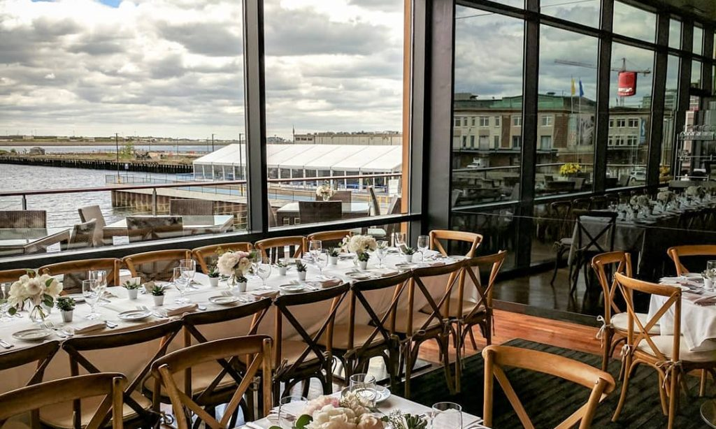 Boston waterfront dining