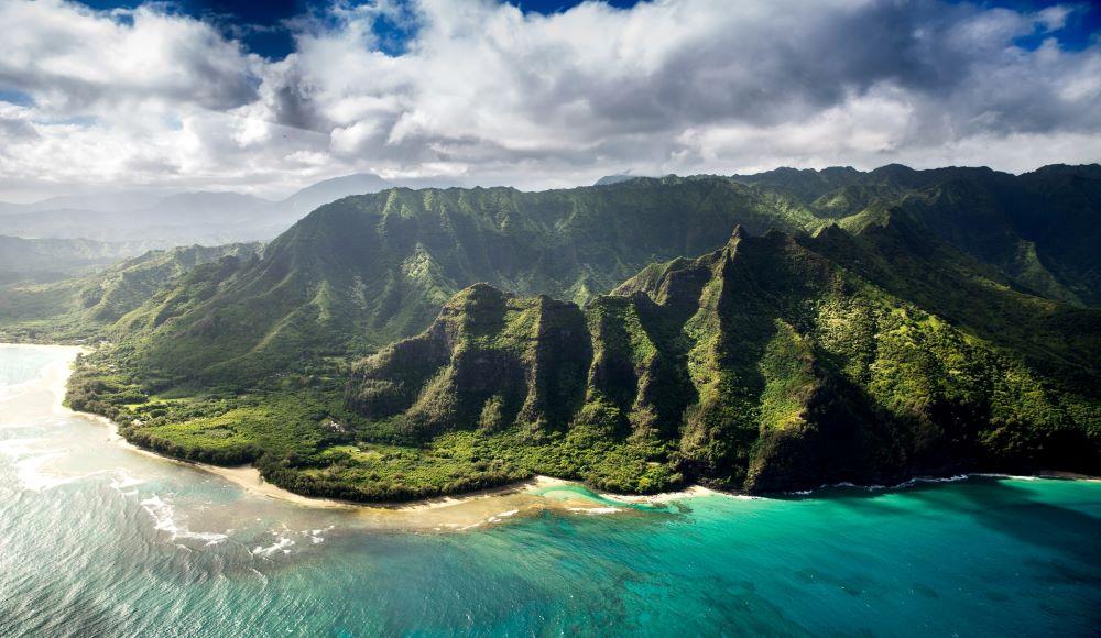 Hawaii Opening