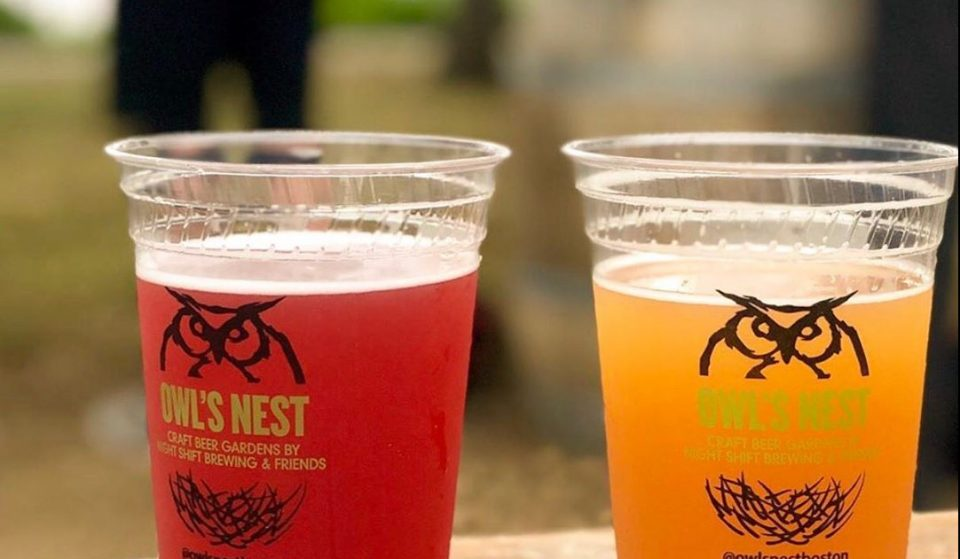 Owl's Nest Beer Gardens Are Returning To Boston Today!