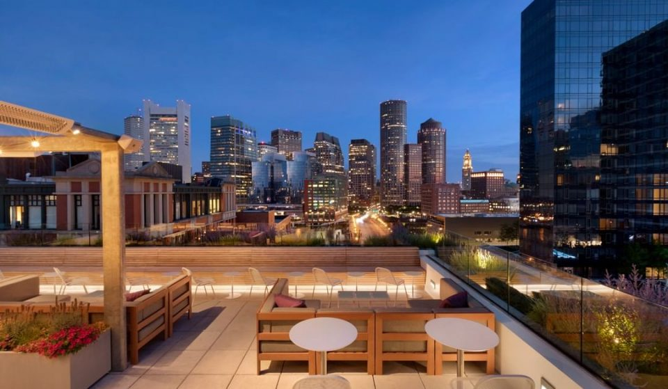 10 Beautiful Boston Rooftops To Check Out Right Now