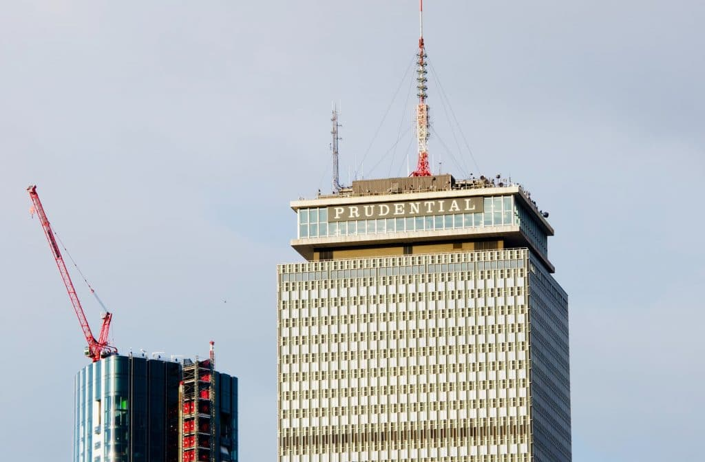 A New Observation Experience Atop The Pru Is Already In The Works