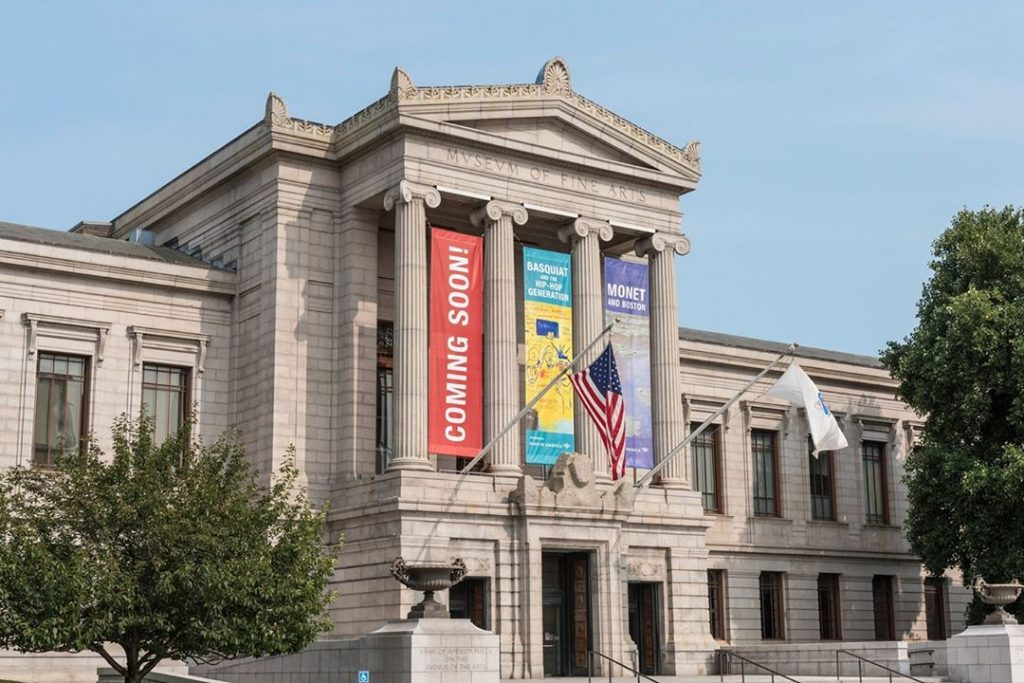 The Museum of Fine Arts Is Reopening Today