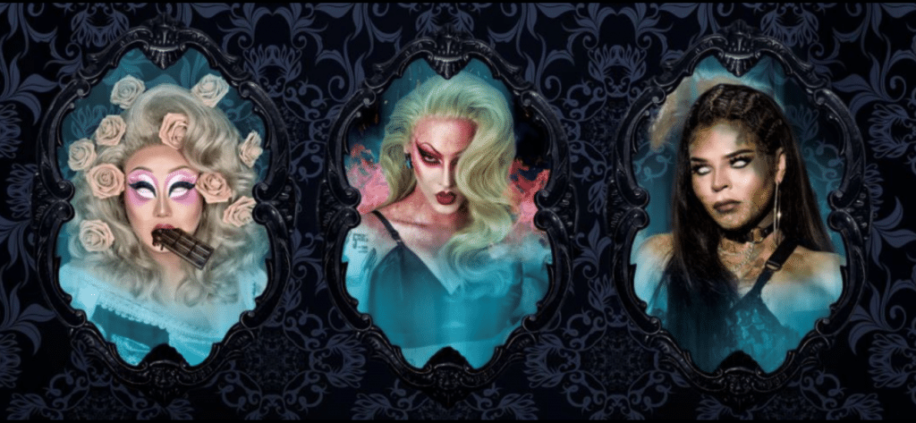 A Haunting Halloween Drive N' Drag Is Coming To Town Next Month, Ft. RuPaul's Drag Race Stars