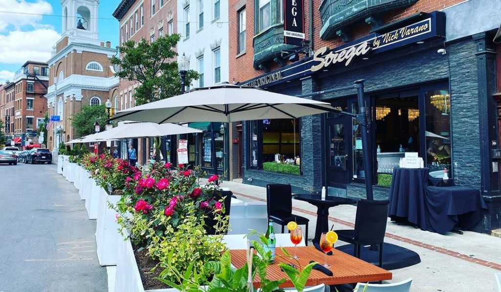 Outdoor Dining Will Be Open Until December, City Officials Say