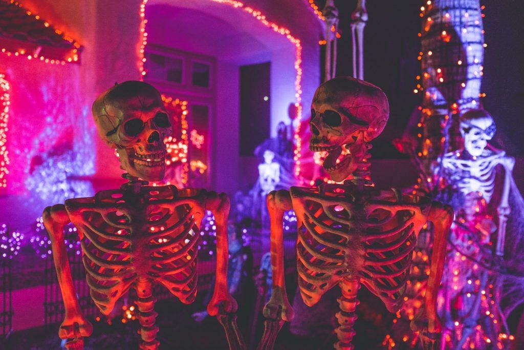 Halloween things to do Boston