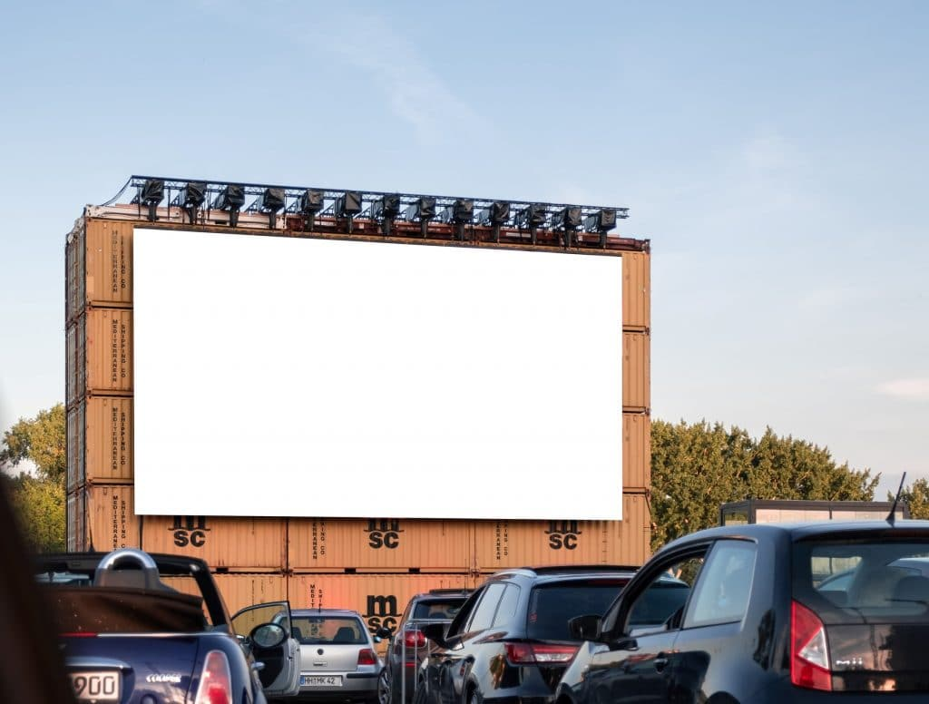 A Spooky Drive-In Is Coming To Suffolk Downs This Weekend
