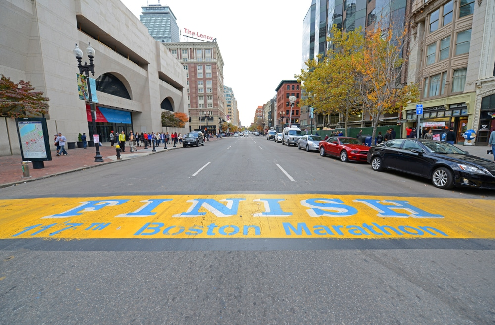Next Year's Boston Marathon Won't Take Place For Patriots' Day, Officials Say