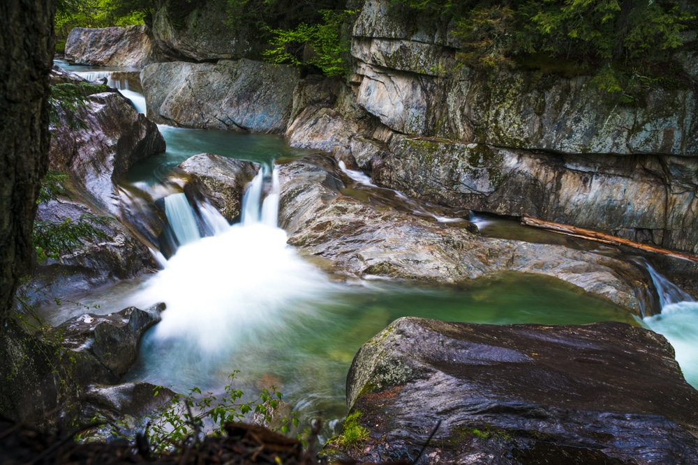 Escape The Crowds With A Hike Up To These Beautiful Vermont Waterfalls