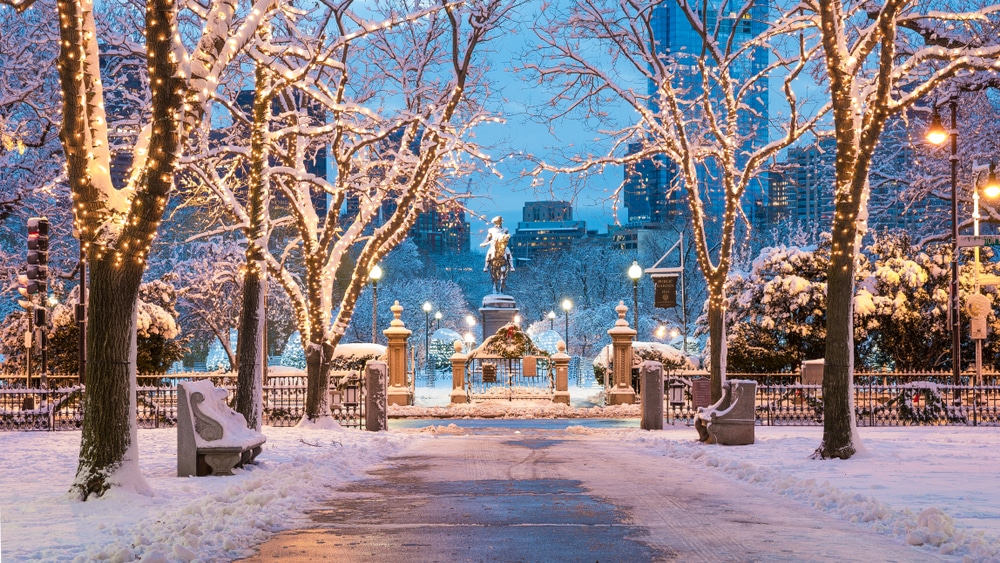 37 Magical Things To Do In Boston Before New Year's