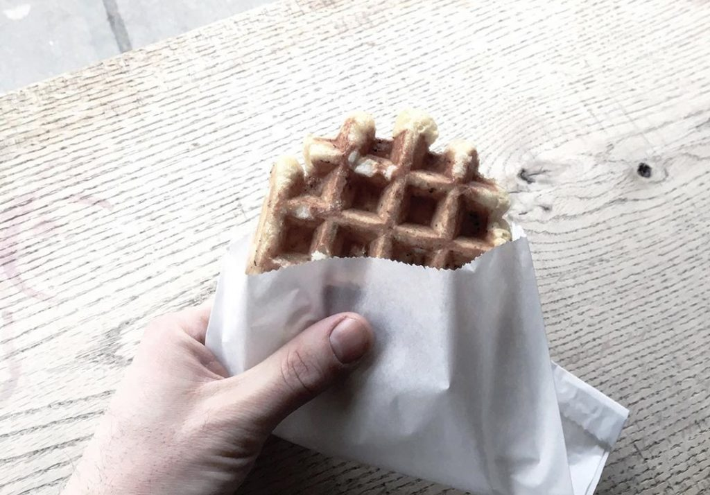 This Cambridge Coffee Shop Sells The Best Waffles In The Whole Of Mass