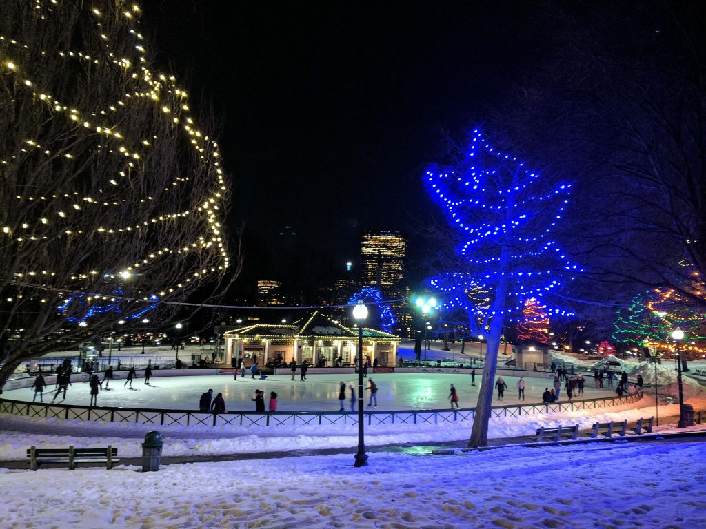 The Frog Pond's Popular Ice Rink Won't Be Returning This Winter