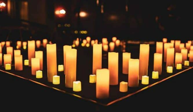 Candle light concert