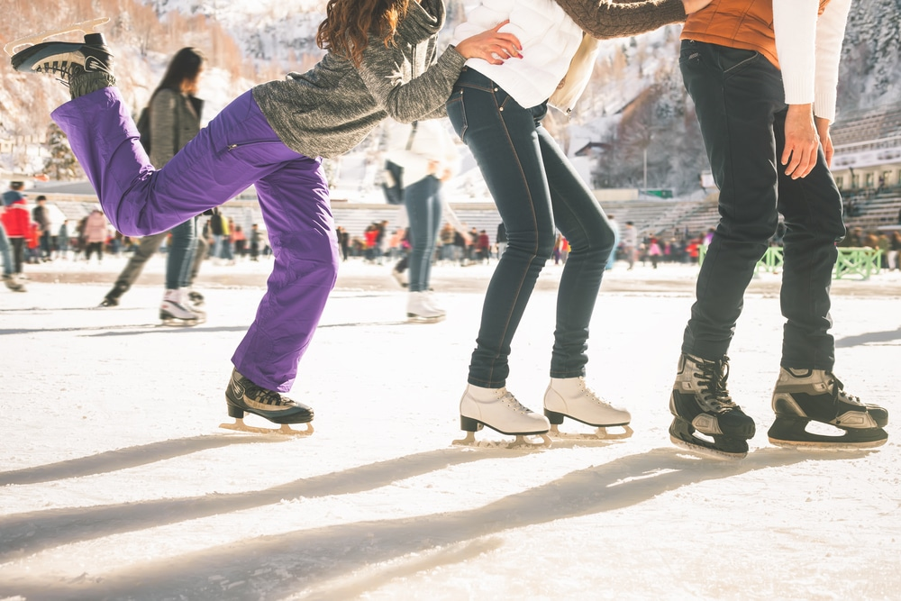 Here's Where You Can Still Go Ice Skating In Boston