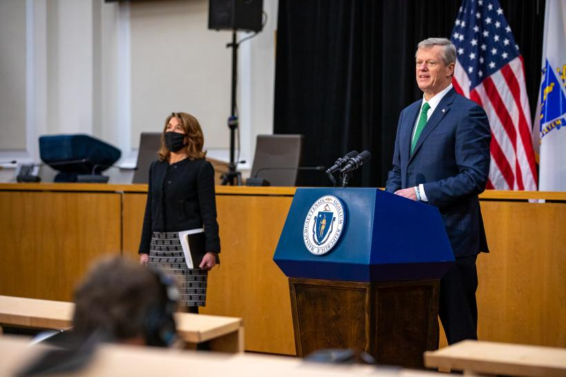 Massachusetts Rolls Back On Reopening Plan As COVID-19 Cases Continue To Rise