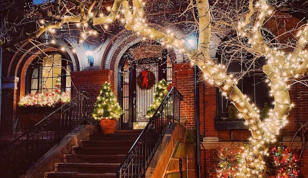 15 Beautiful Shots Of Boston Looking Totally Festive