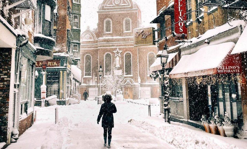 20 Photos Of Boston Looking Like An Absolute Winter Wonderland