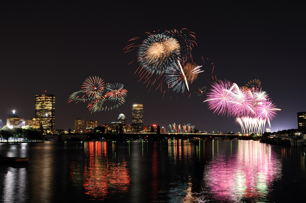 Boston's Traditional New Year's Eve Fireworks Have Been Canceled